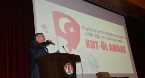KUT'ÜL AMARE  ZAFERİ KUTLANDI.